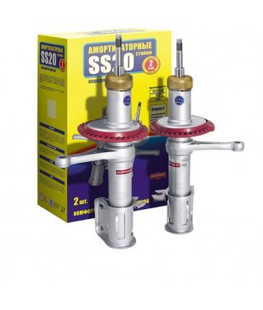 Заказать Амортизаторы (стойки телескопические) SS20 передней подвески ВАЗ 2108 комфорт пара по дешевой цене в интернет-магазине
