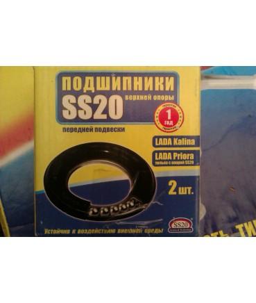 Заказать Подшипник SS20 верхней опоры передней стойки КАЛИНА,ПРИОРА пара по дешевой цене в интернет-магазине