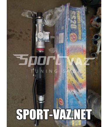 Спортивная рулевая рейка СС20 на ваз 2110 приора калина