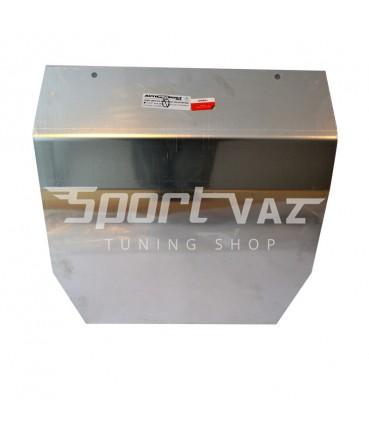 Защита двигателя алюминиевая для подрамника автопродукт ваз 2108-2115