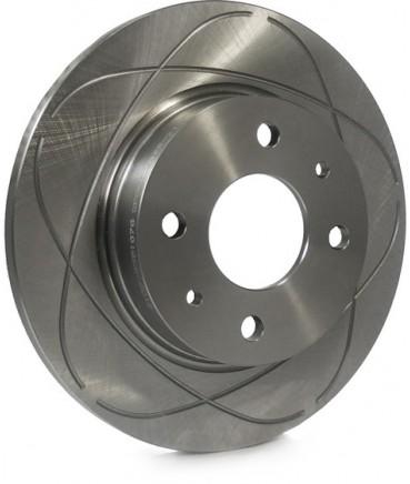 Заказать Передние дисковые тормоза Алнас 2108 13r с проточками по дешевой цене в интернет-магазине