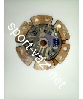 Заказать Диск сцепления металлокерамический Ajs 2110