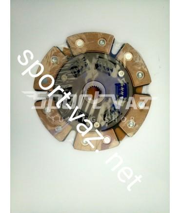 Диск сцепления металлокерамический Ajs 2110