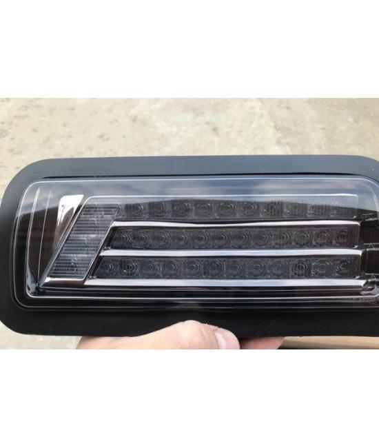 Подфарники надфарники светодиодные на Ниву с Дхо 2121 21213-14 Лексус