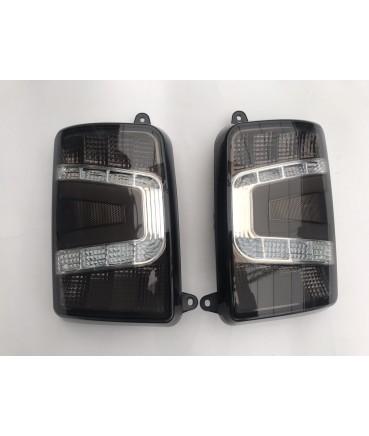 Задние светодиодные фонари нива 21213 21214 тонированные ТюнАвто
