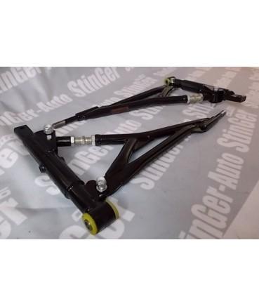 Заказать Рычаги треугольные ВАЗ 2108-2112 чёрные на полиуретане по выгодной цене в интернет-магазине