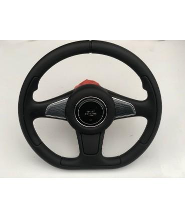 Руль Спорт Экстрим на ВАЗ 2108-2110-2115 со вставками