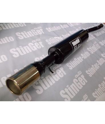 Заказать глушитель прямоток стингер на ваз 2112 с насадкой по выгодной цене в интернет-магазине