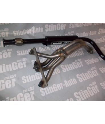 Заказать комплект (резонатор-паук) Stinger 2108-15 8V с гофрой по дешевой цене в интернет-магазине