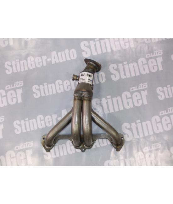 Вставка катализатора паук 8V 2110 2115 2170 1118 Стингер (2 датчика )