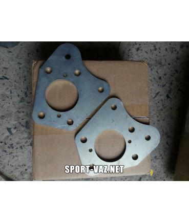 Купить пластины для задних дисковых тормозов на ВАЗ 2108-2172