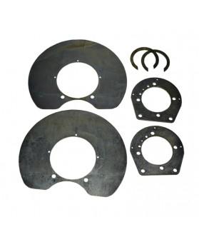 Заказать Планшайбы на ваз 2101-07 для задних дисковых тормозов