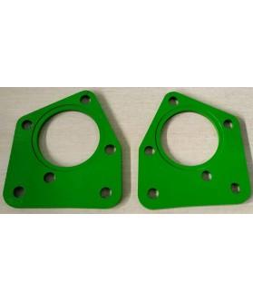 Заказать Планшайбы пластины передние на ваз 2101-07 для перехода под р13-14 диски