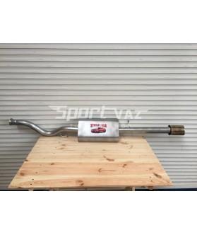 Заказать Глушитель Muscle car для ВАЗ 2110-2111