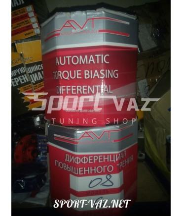 Спортивная блокировка дифференциала AVT 2108-2172 винтовая
