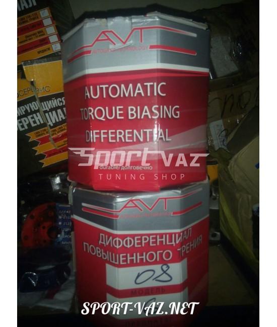 Блокировка дифференциала AVT 2101-Нива винтовая